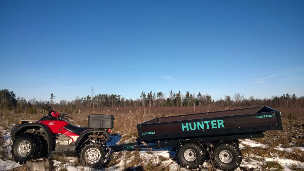 ATV järelhaagis HUNTER